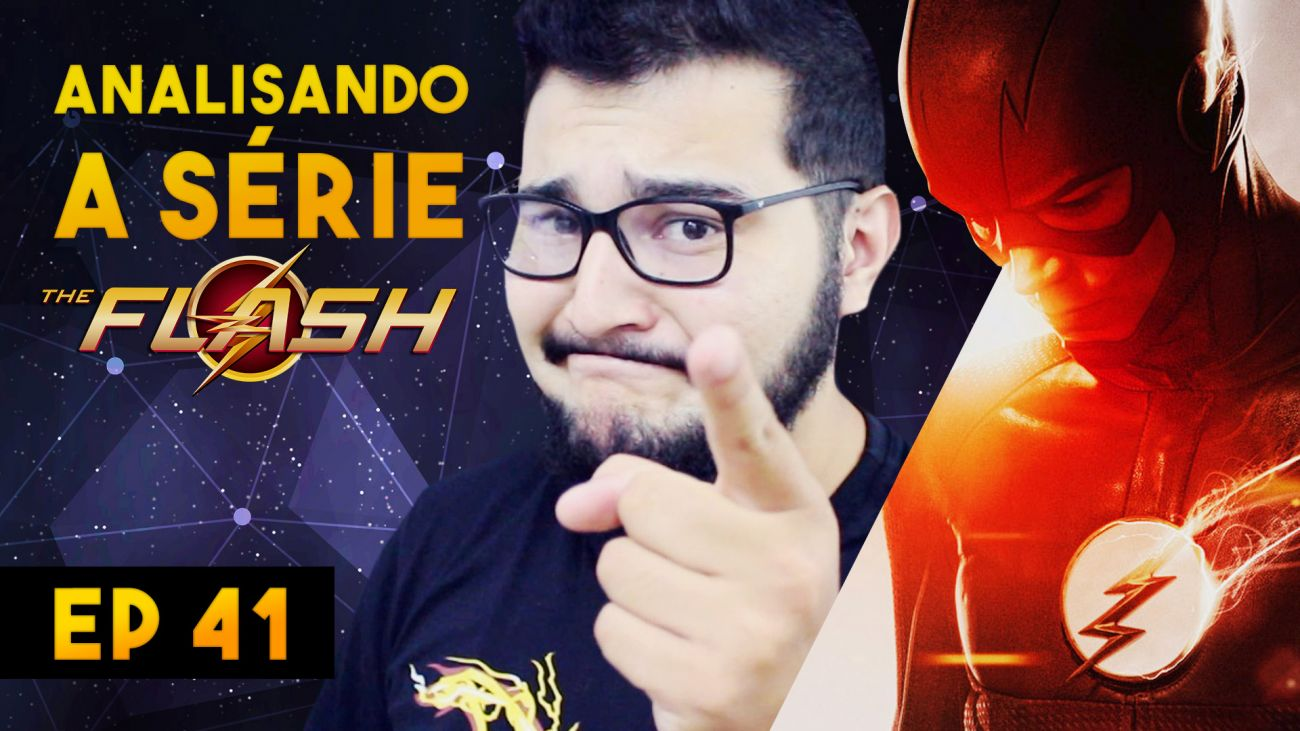CosmoVerso the flash