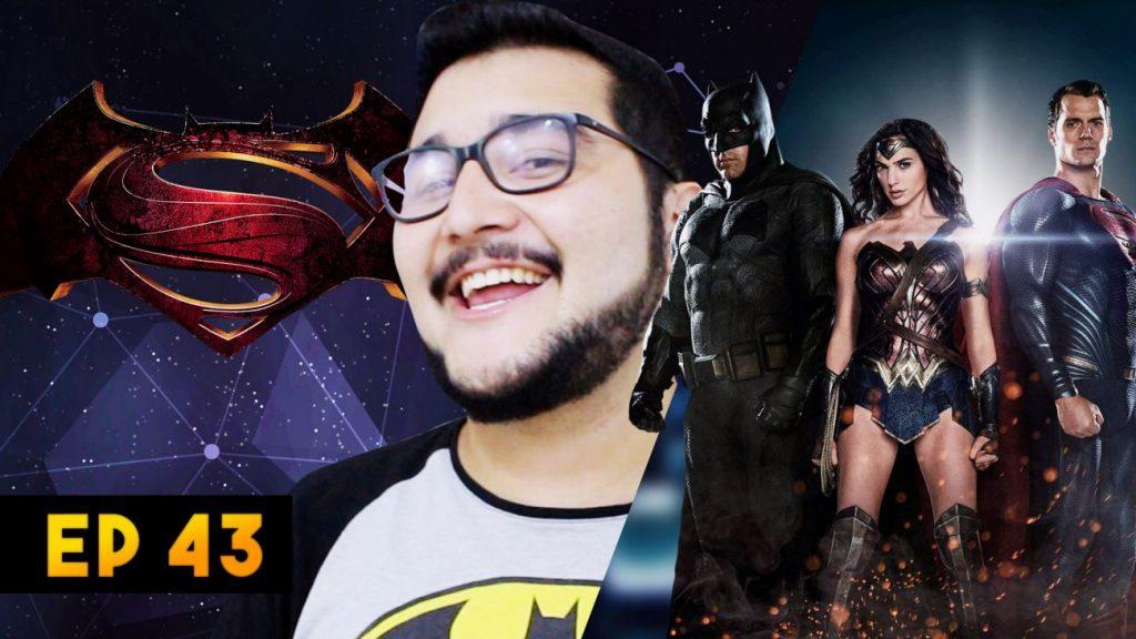 CosmoVerso batman vs superman