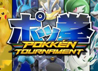 Pokkén Tournament nintendo