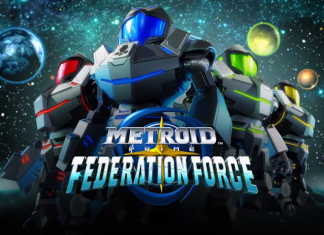 metroid federation force nintendo