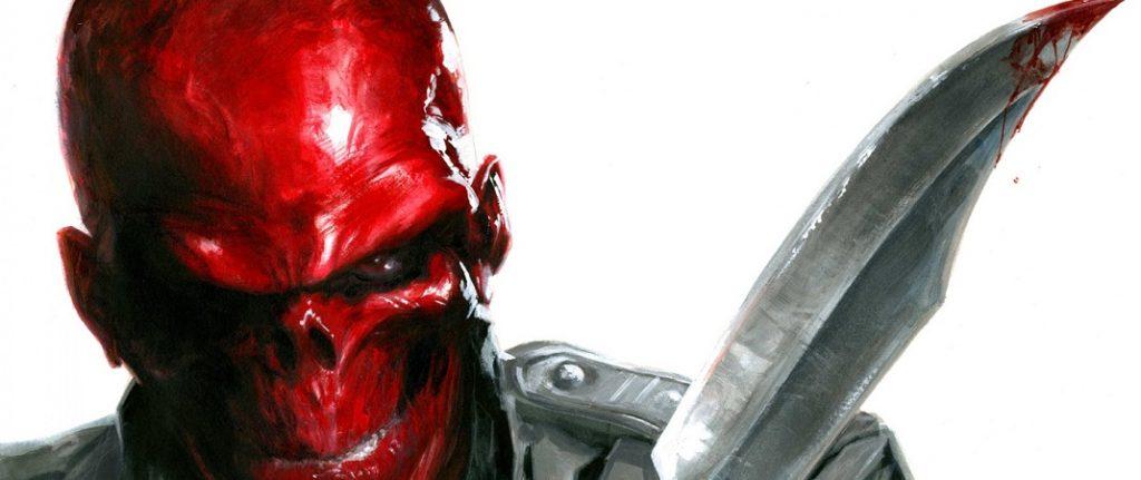 capa do post, caveira vermelha