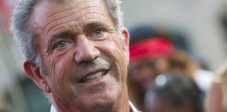 Mel Gibson na capa do post
