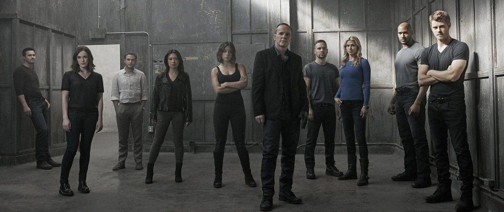 agents of shield 3ª temporada