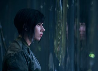 a vigilante do amanhã ghost in the shell scarlett johansson