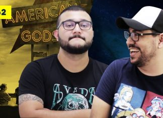 DEUSES AMERICANOS video cosmonerd capa