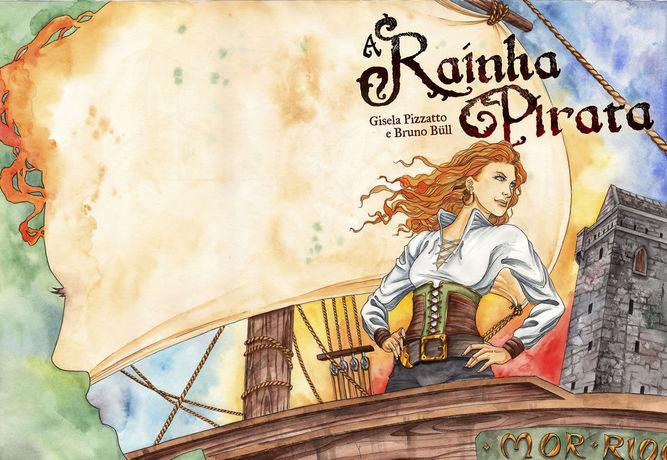 A Rainha Pirata Bruno Büll