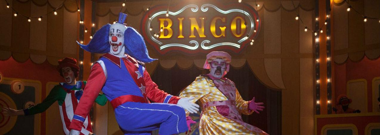 Bingo - O Rei das Manhãs filme