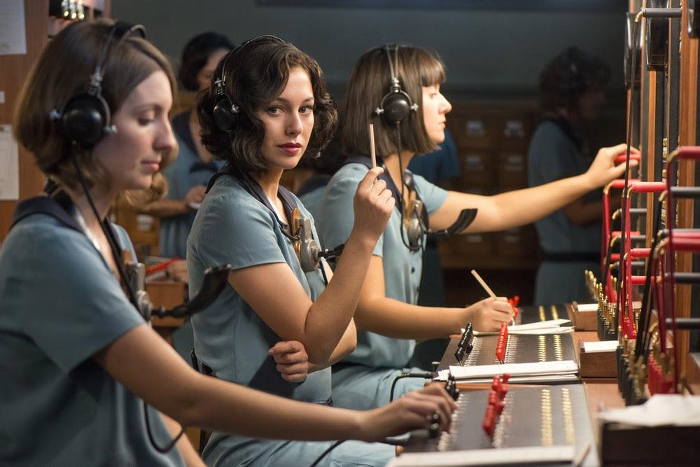 las chicas del cable girls netflix cosmonerd
