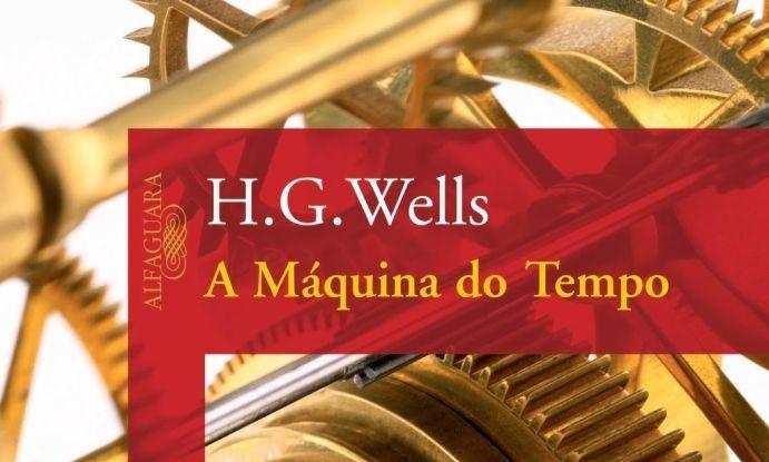a máquina do tempo h. g. wells
