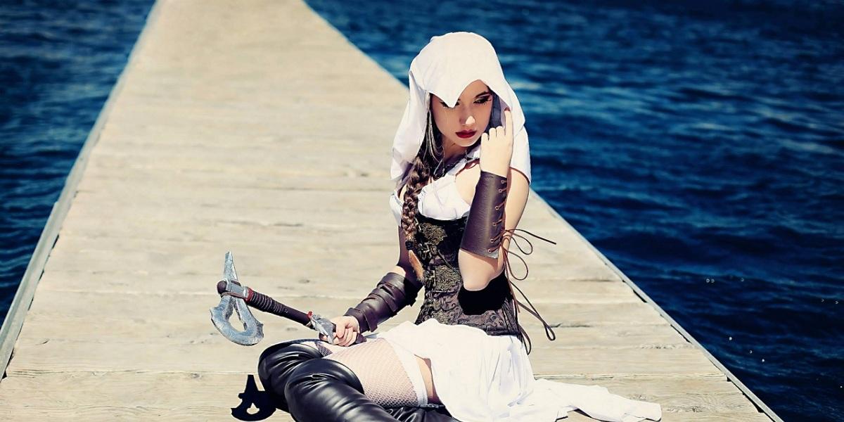 cosplay feminino assassin's creed