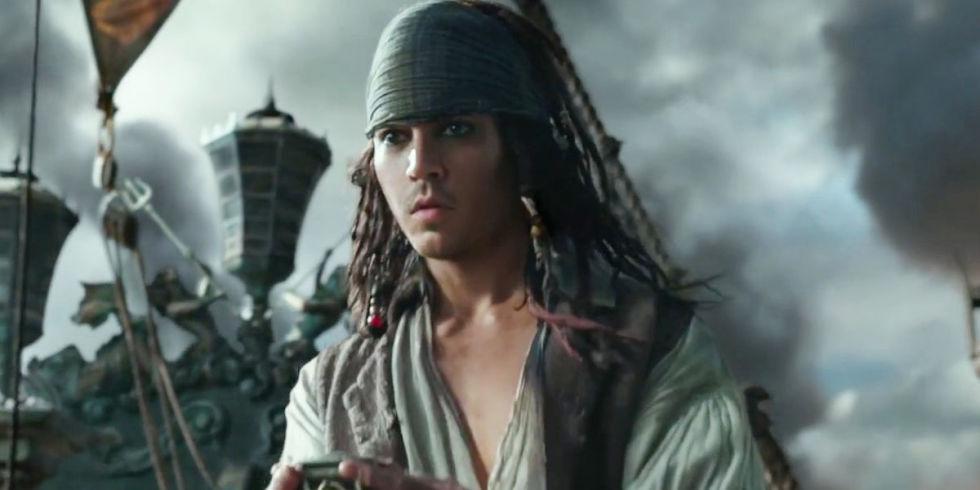 piratas do caribe a vingança de salazar