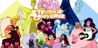 steven universo cartoon network cosmonerd capa post