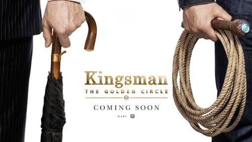 poster de Kingsman: O Círculo Dourado