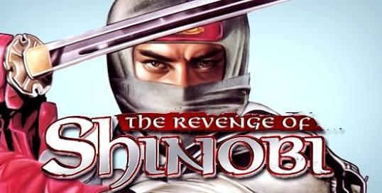 the revenge of shinobi sega forever