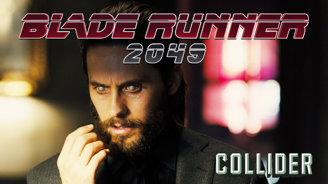 blade runner 2036 jared leto wallace