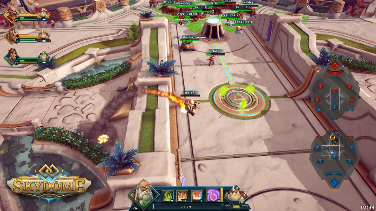 skydome jogo brasileiro tower defense