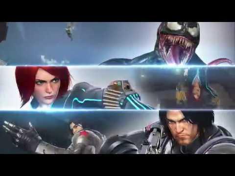 poster de Marvel vs. Capcom: Infinite venom