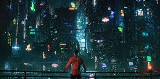 Altered Carbon Netflix Cyberpunk Richard K. Morgan