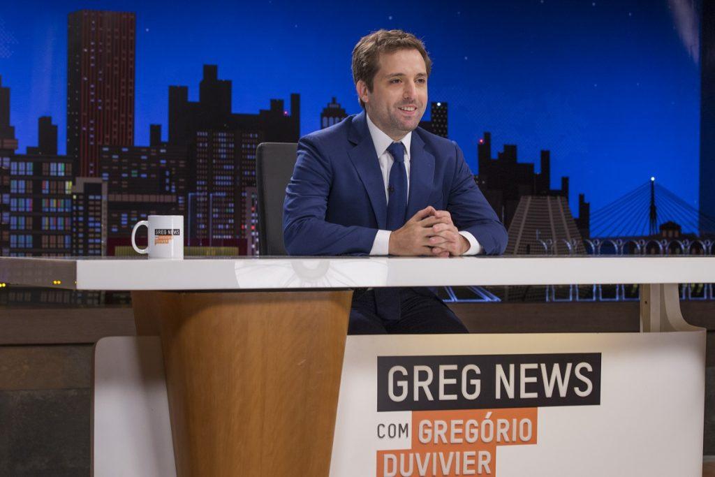 HBO Greg News Gregório Duvivier 2 temporada