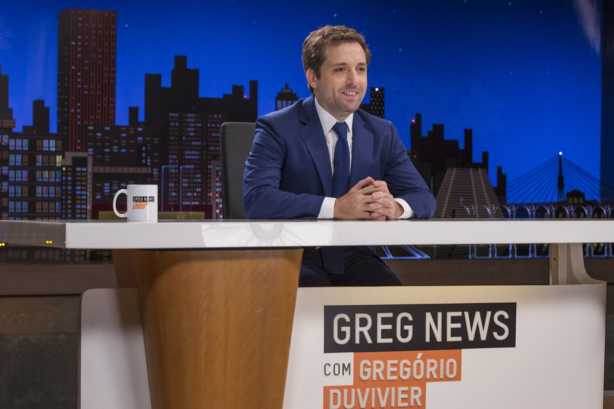 HBO Greg News Gregório Duvivier 2 temporada