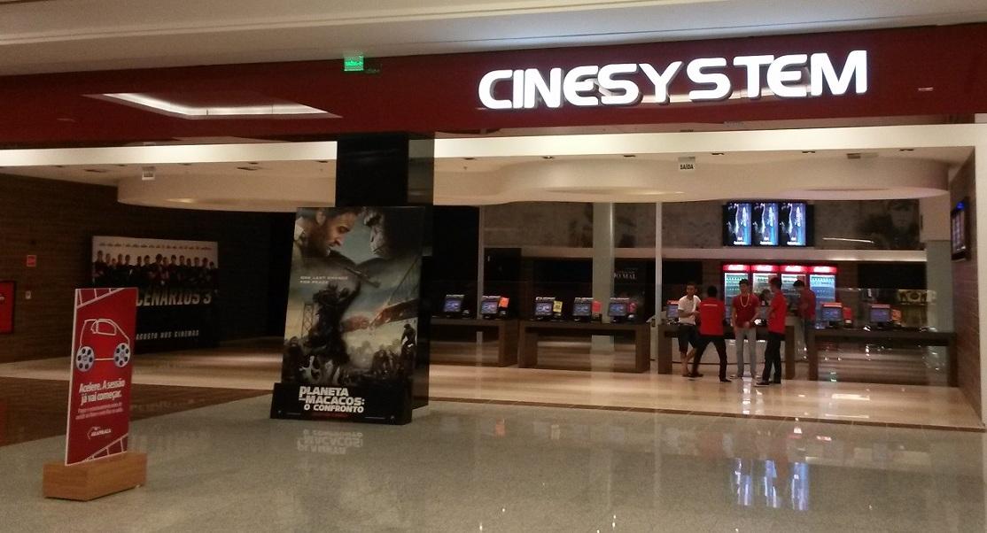 cinesystem promoção