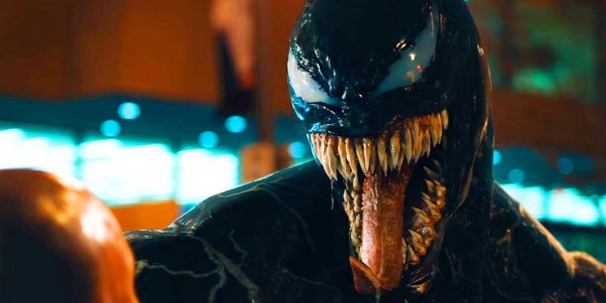 Venom sony tom hardy vilão homem-aranha