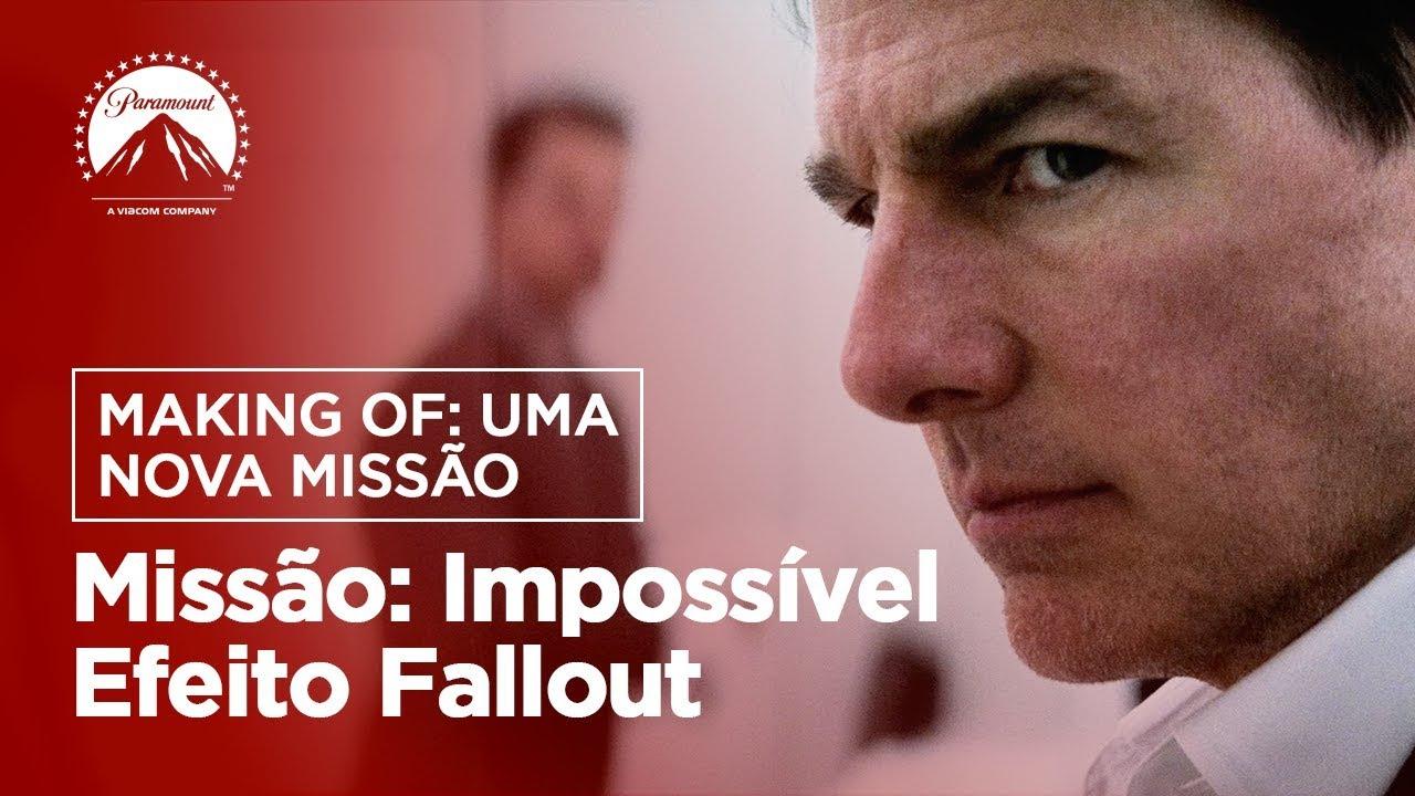 MISSÃO:IMPOSSÍVEL - EFEITO FALLOUT