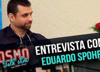 cosmo talk show eduardo spohr
