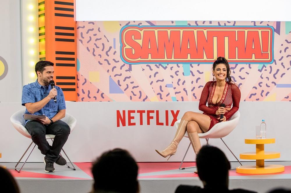 Netflix Samantha! P