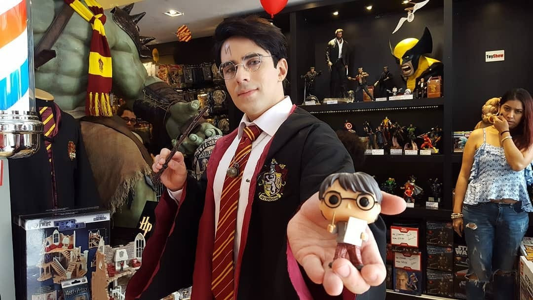 Harry Potter evento ToyShow