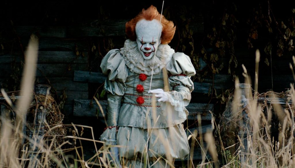 IT A coisa pennywise