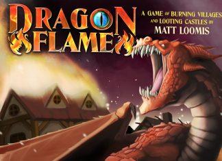 dragon flame boardgame
