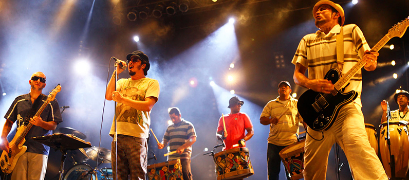 faixa musical nação zumbi canal brasil