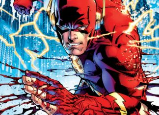 flashpoint Flash DC Comics