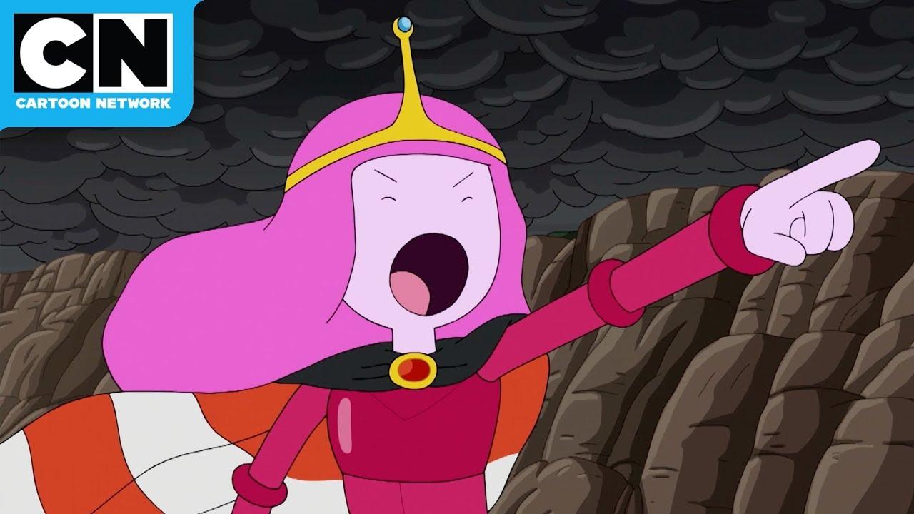 cartoon network hora de aventura ultimo episódio