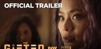 capa do trailer da 2a temporada de the gifted