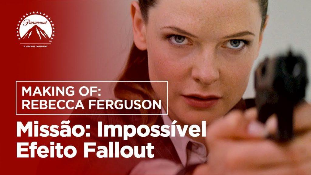 MISSÃO: IMPOSSÍVEL - EFEITO FALLOUT