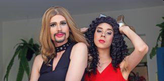 queens of brazil tbs NATTY E ROBERTA