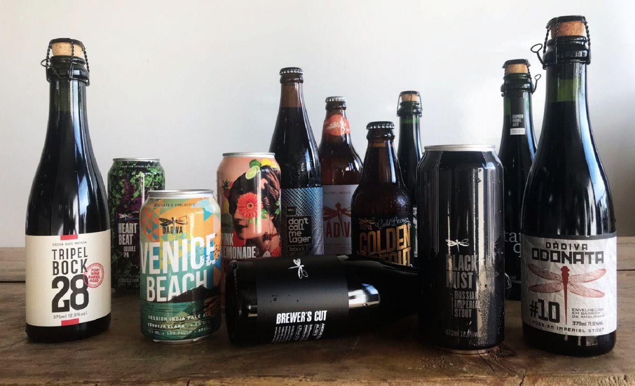 Remind cervejaria dádiva