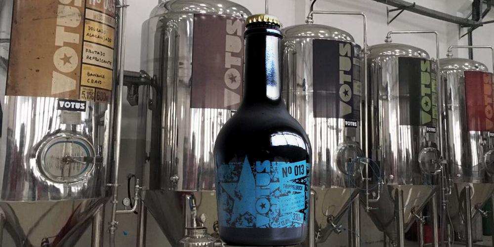 cervejaria votus nº 013 trippelbock envelhecida capa post cosmonerd
