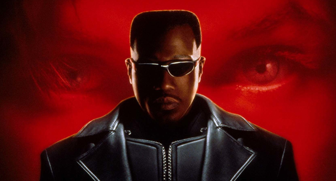 blade marvel wesley snipes