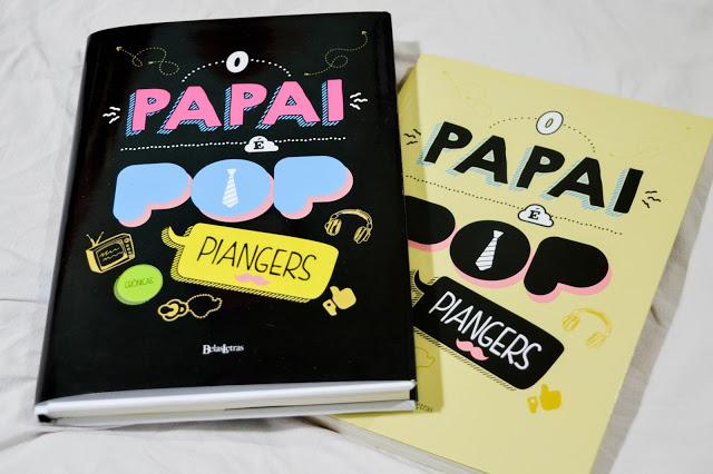 papai é pop filme livro