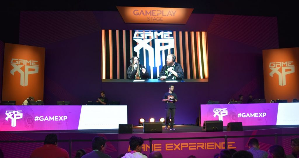 game xp gamplay arena