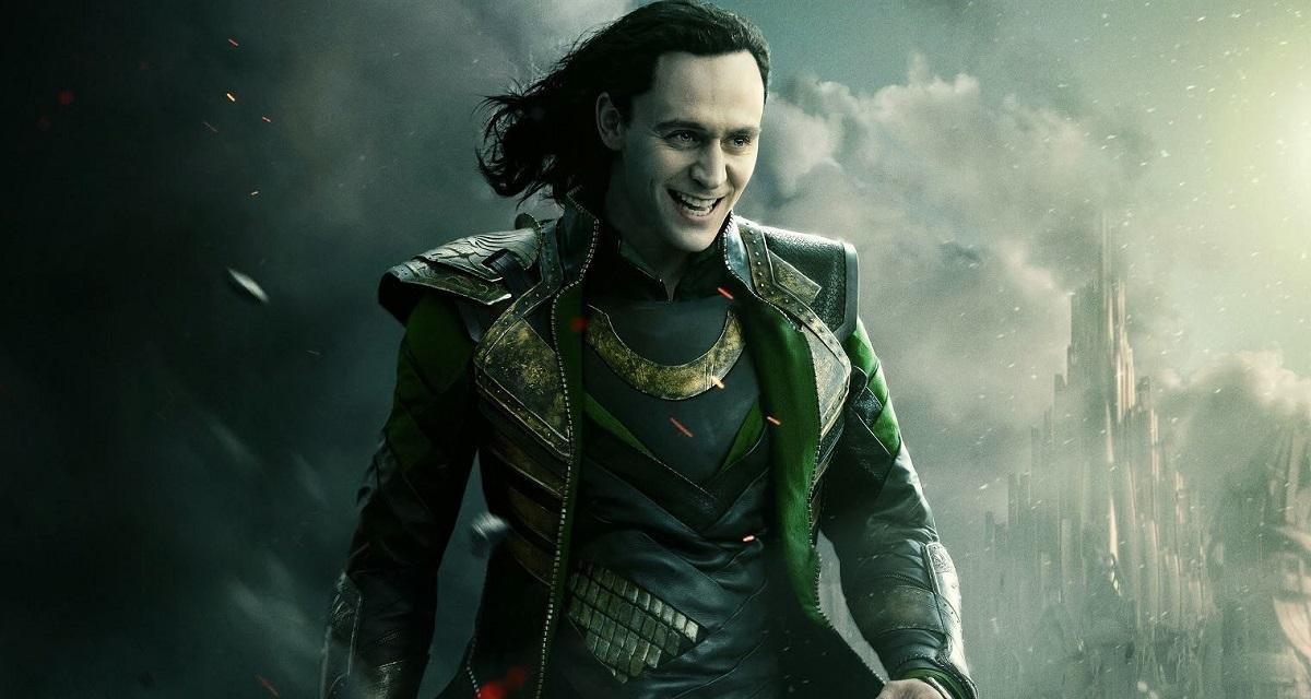 Loki thor o mundo sombrio