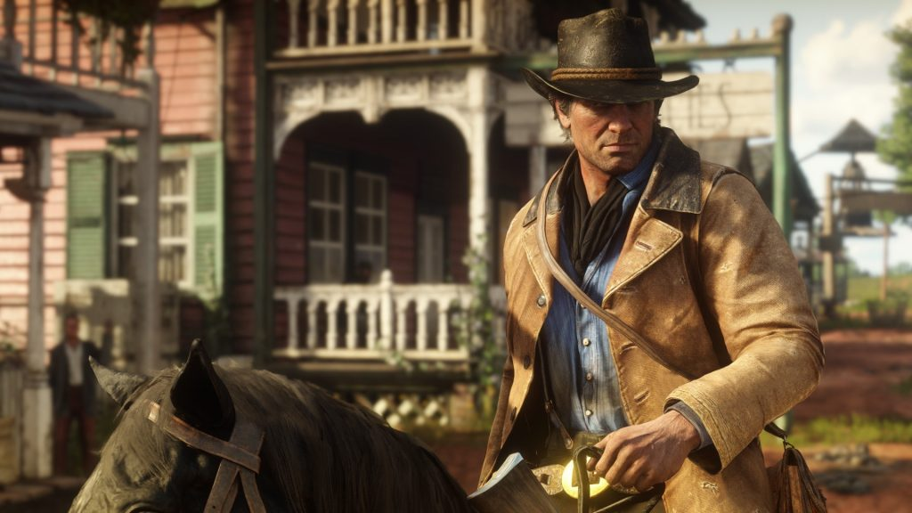 Red-Dead-Redemption-2-Arthur-Morgan-02 Rockstar Games