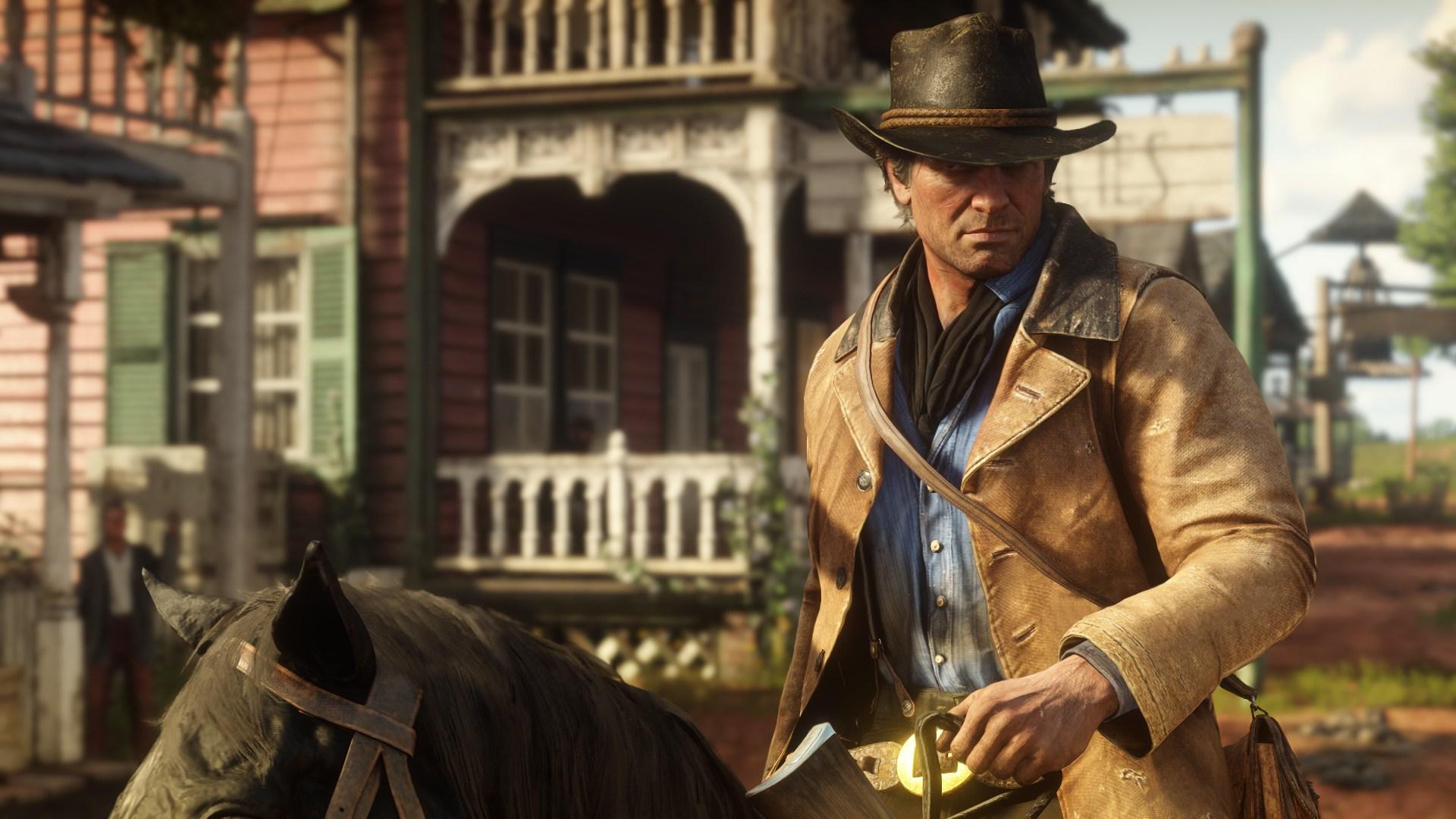 Red-Dead-Redemption-2-Arthur-Morgan-02 Rockstar Games