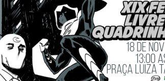 Feira Livre de Quadrinhos