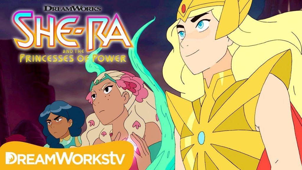 She-Ra e as Princesas do Poder Netflix