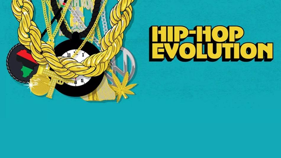 Hip-Hop Evolution netflix
