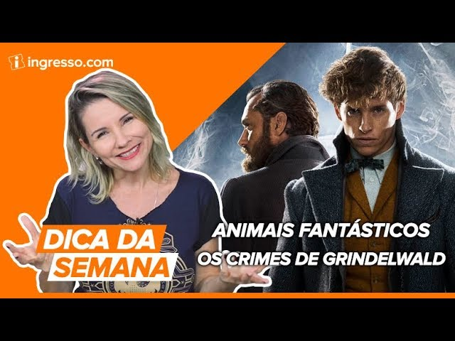 Animais Fantásticos ingresso.com